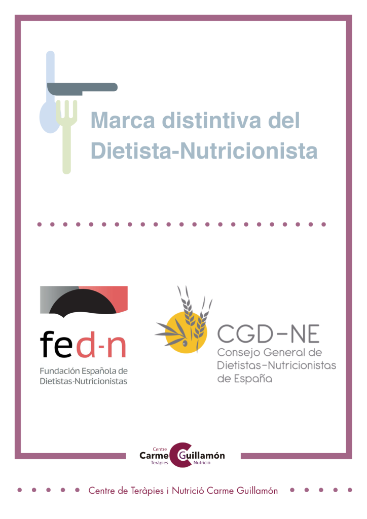 placa Dietista-Nutricionista